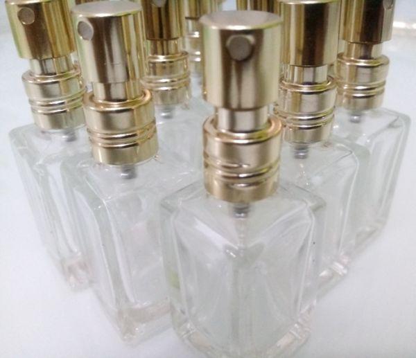 1 Mini Frasco De Perfume De Luxe Vidro 10ml