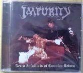 CD - Impurity - Necro Infamists Of Tumulus Return