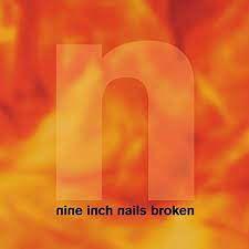 LP  - Nine Inch Nails - Broken usado