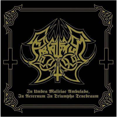 ABRUPTUM - In Umbra Malitiae Ambulabo, in Aeternum in Triumpho Tenebraum  - LP (Insert, Poster)