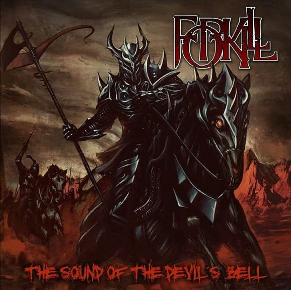 FORKILL - The Sound of the Devil's Bell (CD)