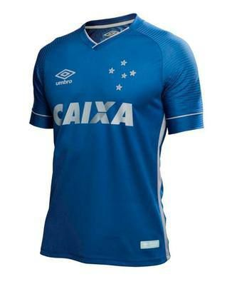Camisa Cruzeiro III 17 18 s n° - Torcedor Umbro Masculina - Marinho ... 87fbbb937e4e7