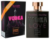 Vodka Love Eua Toilette Feminino - Paris Elysees 100 ml