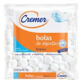 BOLAS DE ALGODÃO