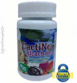 CACTINEA + ALCACHOFRA 500MG - 60 Cápsulas