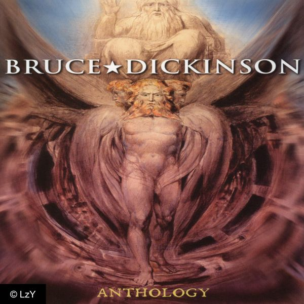 Box - Bruce Dickinson - Anthology (Importado 03 DVDS)