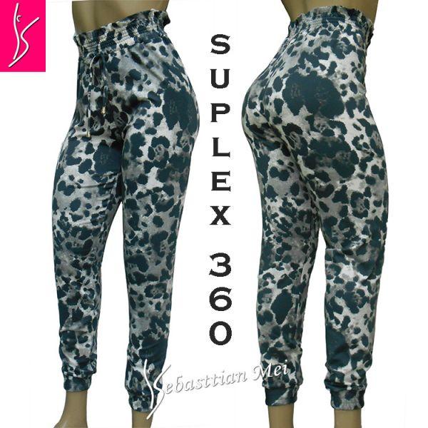 calça feminina jogger(GG-46), camuflada, cintura alta, suplex gramatura 360