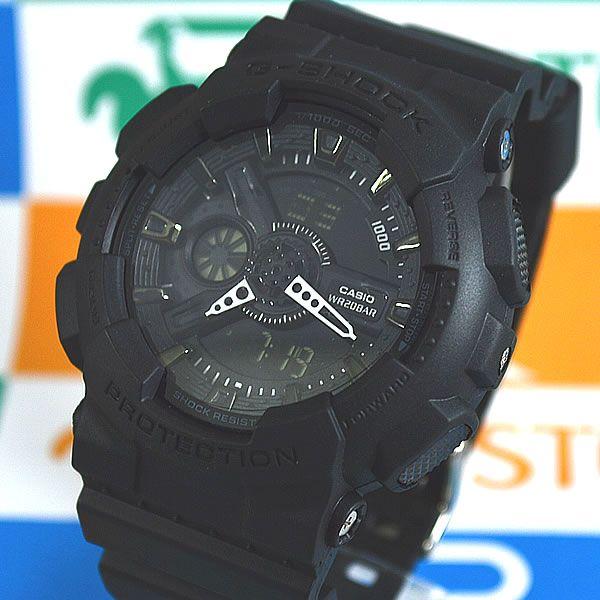26df5803aef Relógio Casio G Shock GA-110 Preto Masculino à prova d´água + Caixa ...