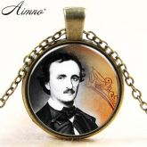 Colar Allan Poe