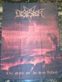 "Desaster - ""The Oath of An Iron Ritual"" - Bandeira"