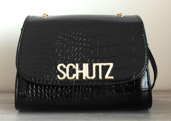 9dfccad0f Bolsa feminina Alça de corrente tampa Schutz Inspired - Daf Store