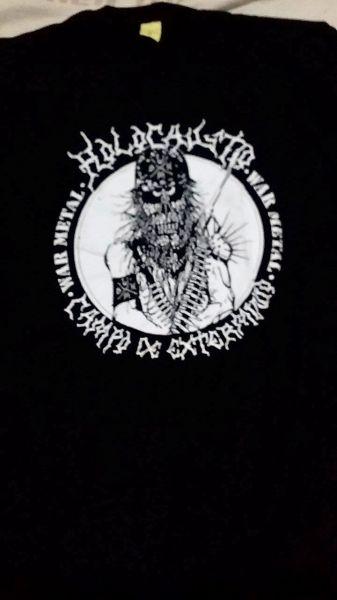 Camisa - Holocausto -  Campo de Extermínio