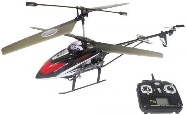 Helicóptero com Controle Remoto de 3 Canais Dragon W6