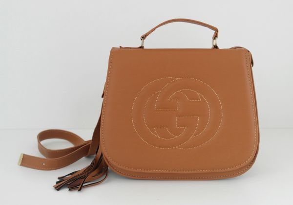 Bolsa feminina soho tampinha Gucci Inspired - Daf Store feef920cf9