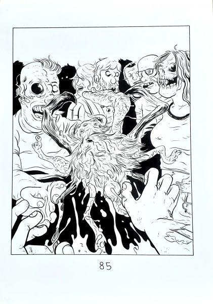 Parafusos, zumbis e monstros do espaço pág 99