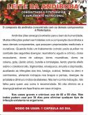 LEITE DA ANDIROBA - 2 FRASCOS