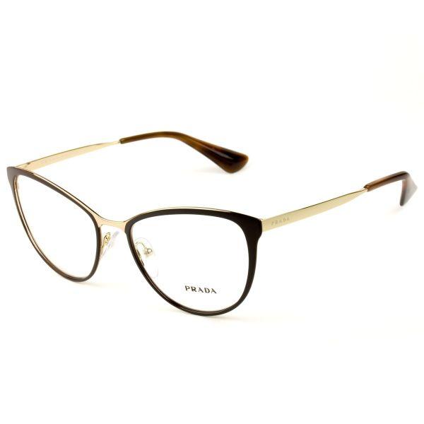 Óculos Prada VPR 55T DHO-1O1 54 - Grau - PRESENTES.COM 892befcd4c