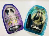 Fone De Ouvido Global Pacote Com 10