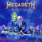 CD Megadeth – Rust In Peace