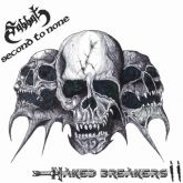 SABBAT / SECOND TO NONE - Naked Breakers II - 7""