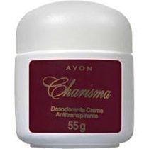 Desodorante em creme Antitranspirante Avon Charisma