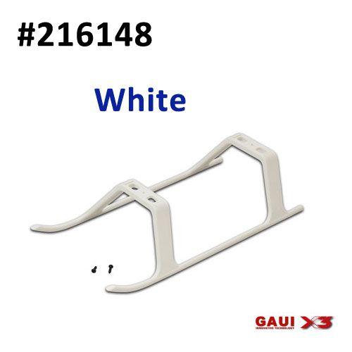 GAUI X3 Landing Skids Brace Set - WHITE COD 216148
