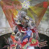 BAPHOMET'S BLOOD - Satanic Metal Attack (LP) vinil roxo - com obi
