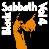 BLACK SABBATH - Vol. 4 (1972 - Rhino / USA) (LP)