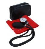 Esfigmomanômetro Vermelho Premium