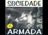 CD - Sociedade Armada - 400% Hard Core