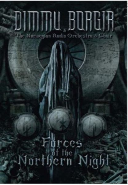 DIMMU BORGIR - FORCES OF THE NORTHERN NIGHT (DVD duplo)
