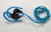 Fone de Ouvido Com Gancho Flexíveis Multi Color