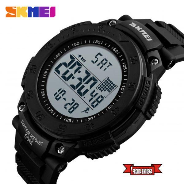 e024c4fe445 Relógio Skmei Original Mod. 1038 Prova D água - 40% DESCONTO - menor ...