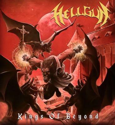 HELL GUN  - Kings Of Beyond - CD