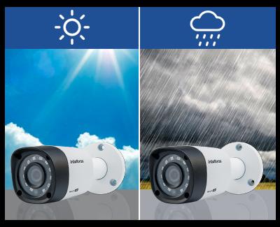 Câmera Intelbras Varifocal HDCVI com Infravermelho VHD 3140 VF G4