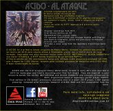 ACIDO - Al ataque (CD)