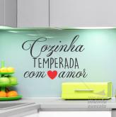 .COZINHA TEMPERADA