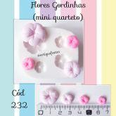 Flores Gordinhas (Mini Quarteto)