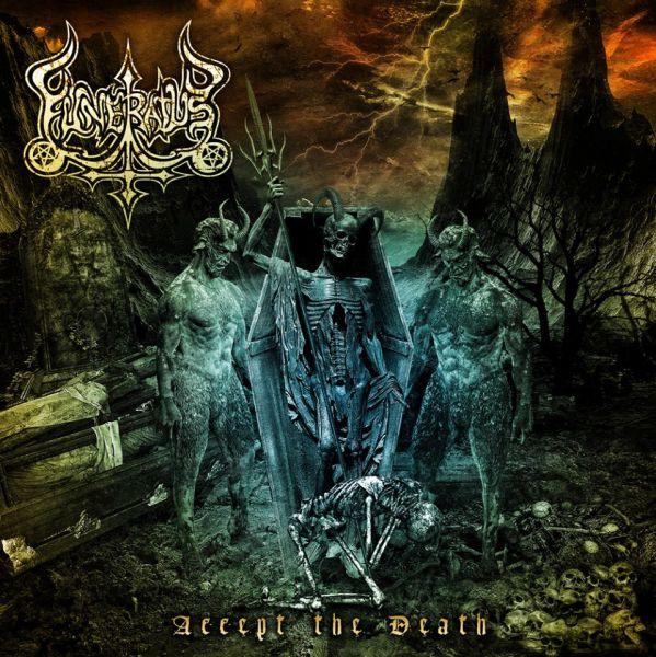 CD Funeratus - Accept The Death ESGOTADO