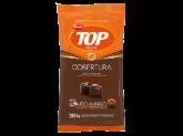 Cobertura em Gotas de Chocolate Meio Amargo Harald Top 2,1kg 1un