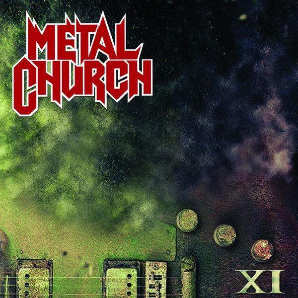 CD Metal Church – XI