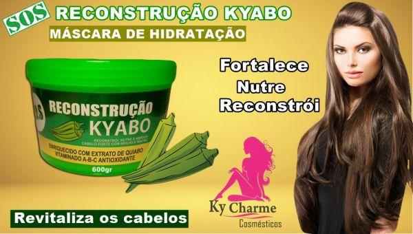 SOS Reconstrutor KYABO 600 gr