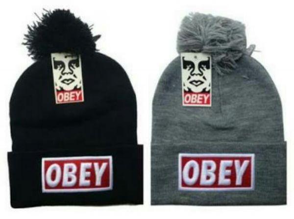 Touca Obey Moda Skate Hiphop Sk8 Skate Homem ml ( frete grátis )-BR ... a28ba37dada