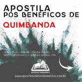 APOSTILA PÓS BENÉFICOS DE QUIMBANDA