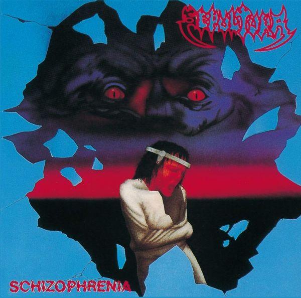 CD Sepultura – Schizophrenia