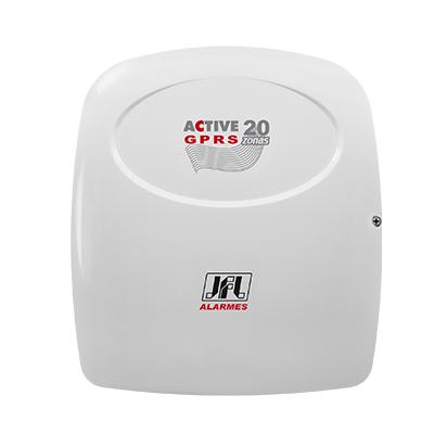 Central de Alarme - Monitorável  Active-20 GPRS (modular)