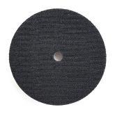 Prato Rosca M14 e velcro 100 mm Borracha Semi Rigido