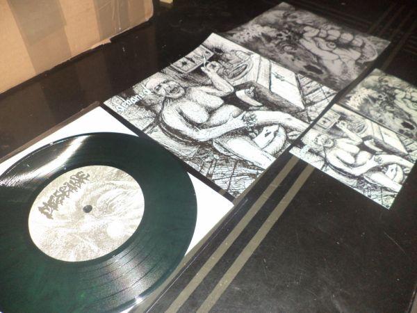 Mesrine/Deboned - split '7 ep