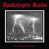 APOKALYPTIC RAIDS ‎- The Third Storm (LP) com obi