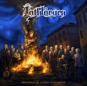 Lothlöryen - Principles of a Past Tomorrow